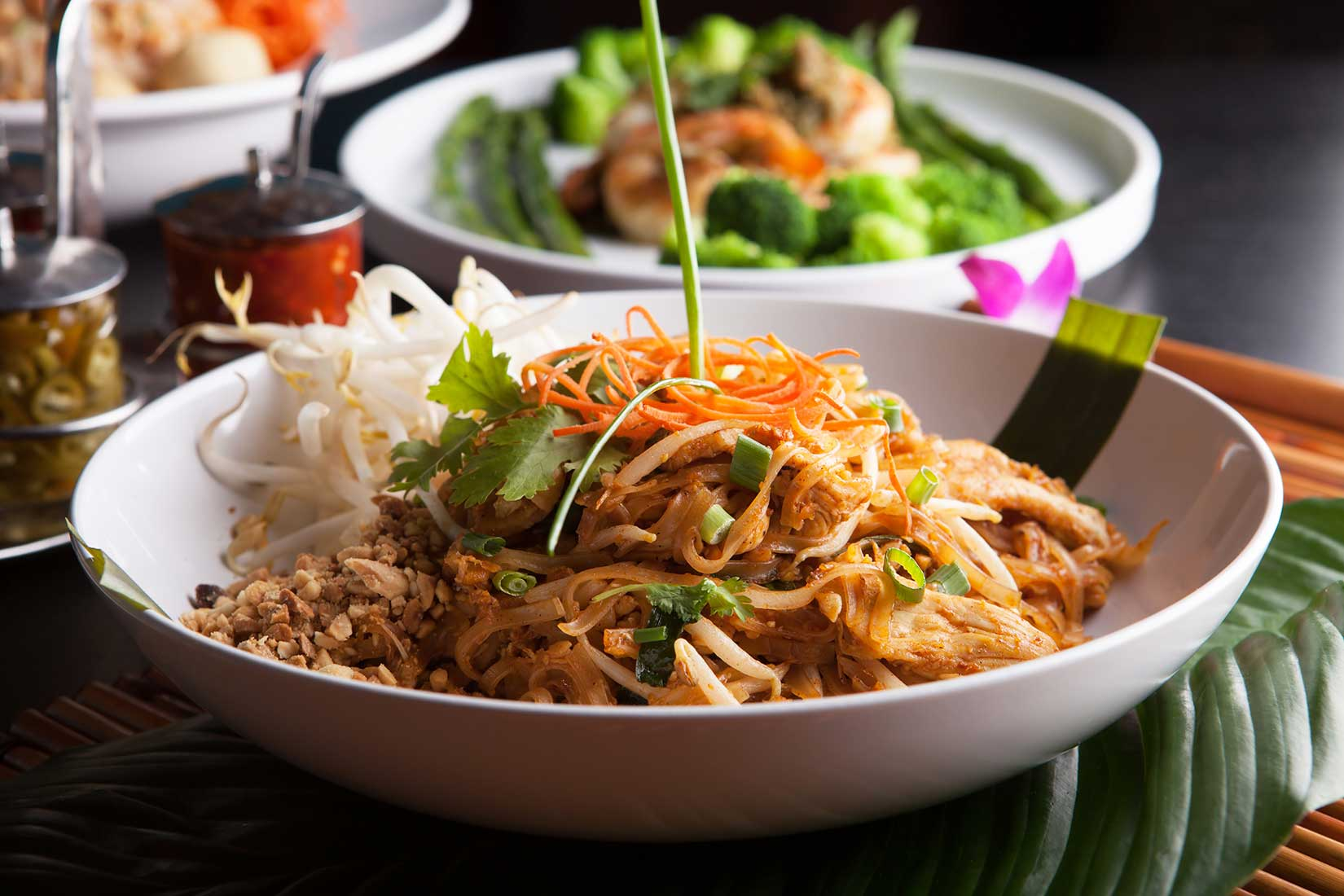 Bowl of Pad Thai