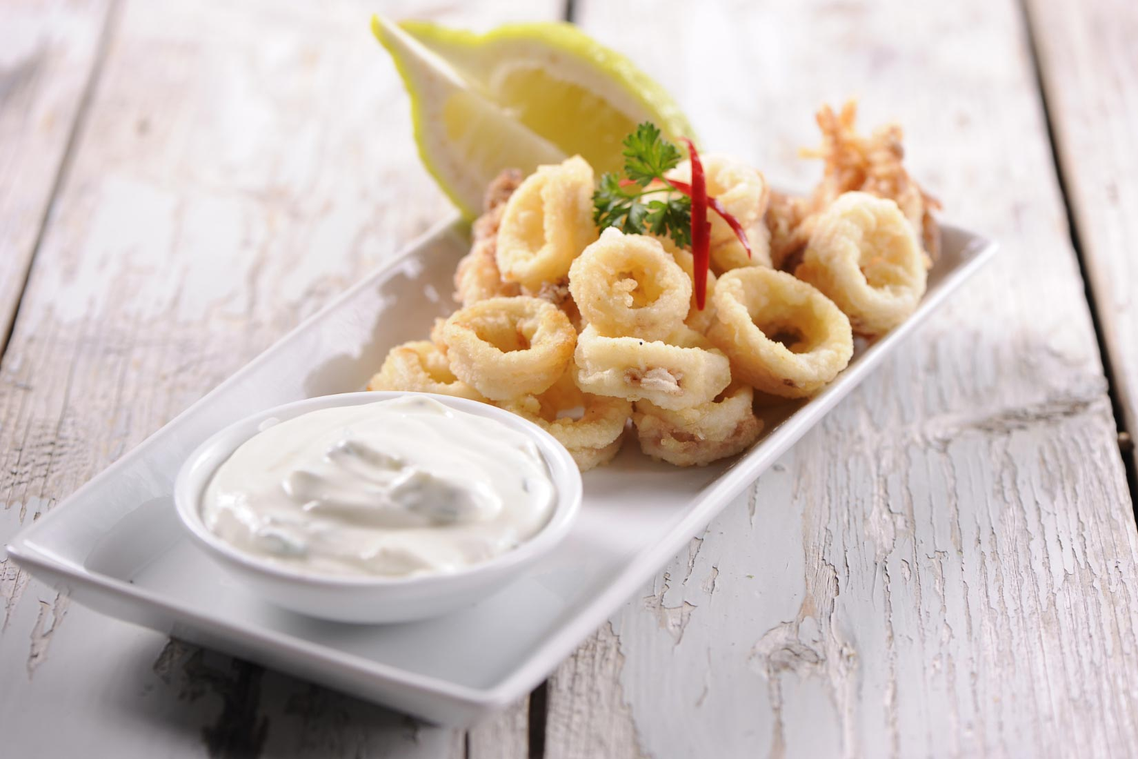 squid healthy snack