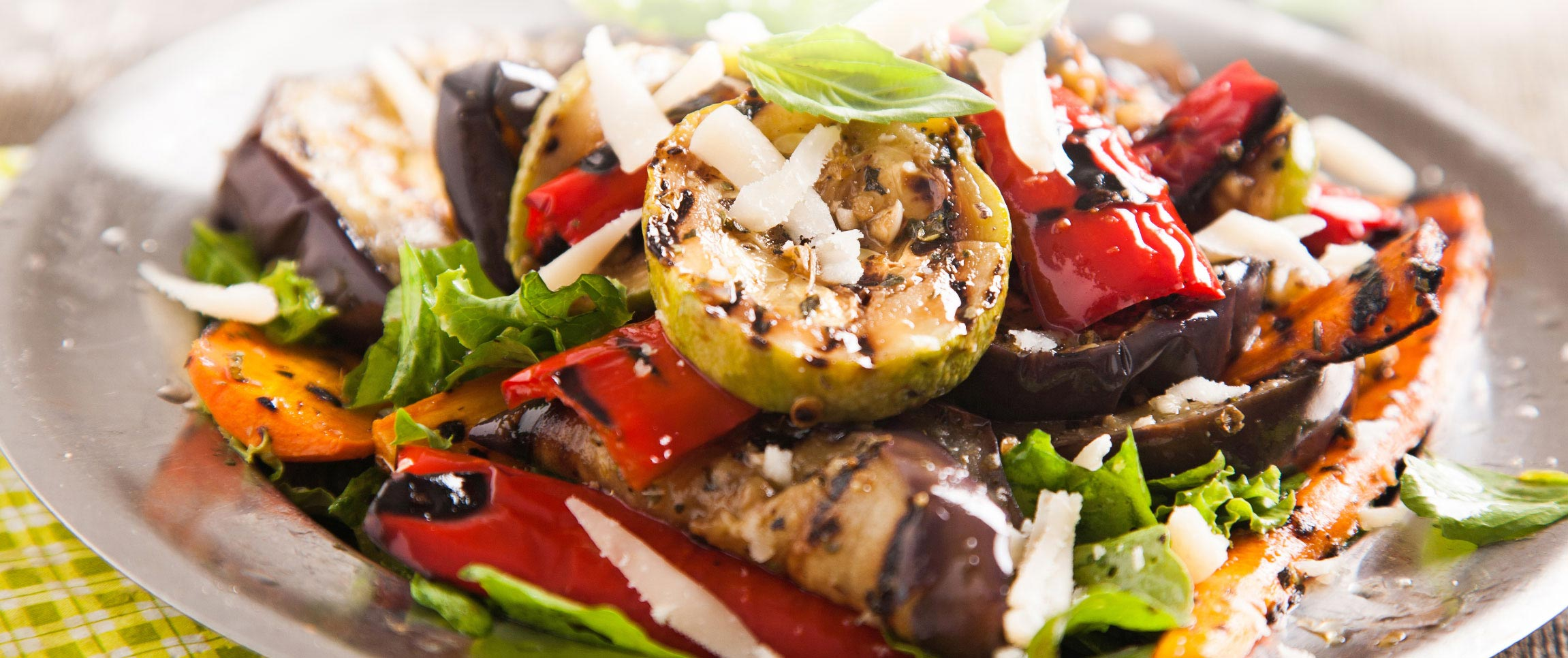 Healthy Summer Grilling Ideas