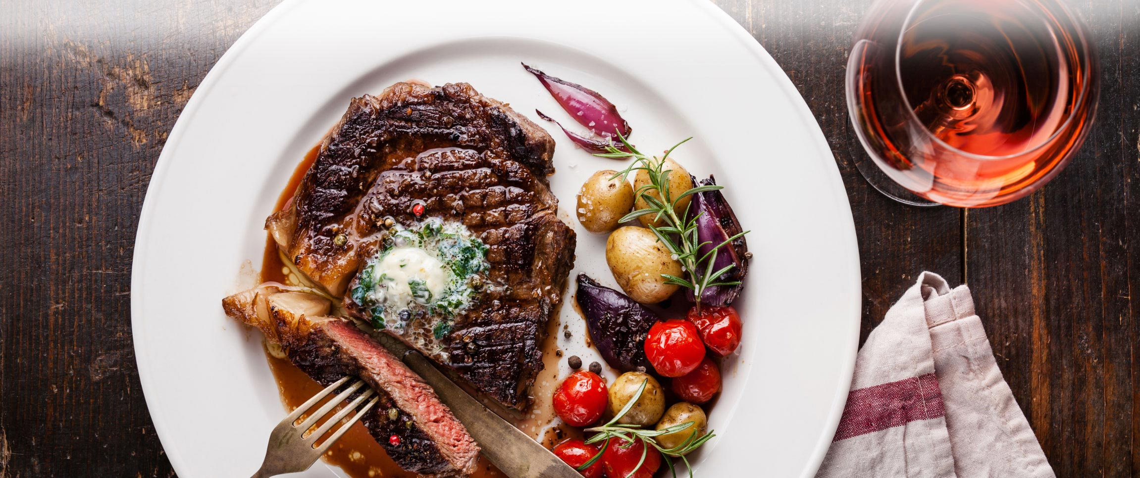 Steak and Wine Upselling Tips