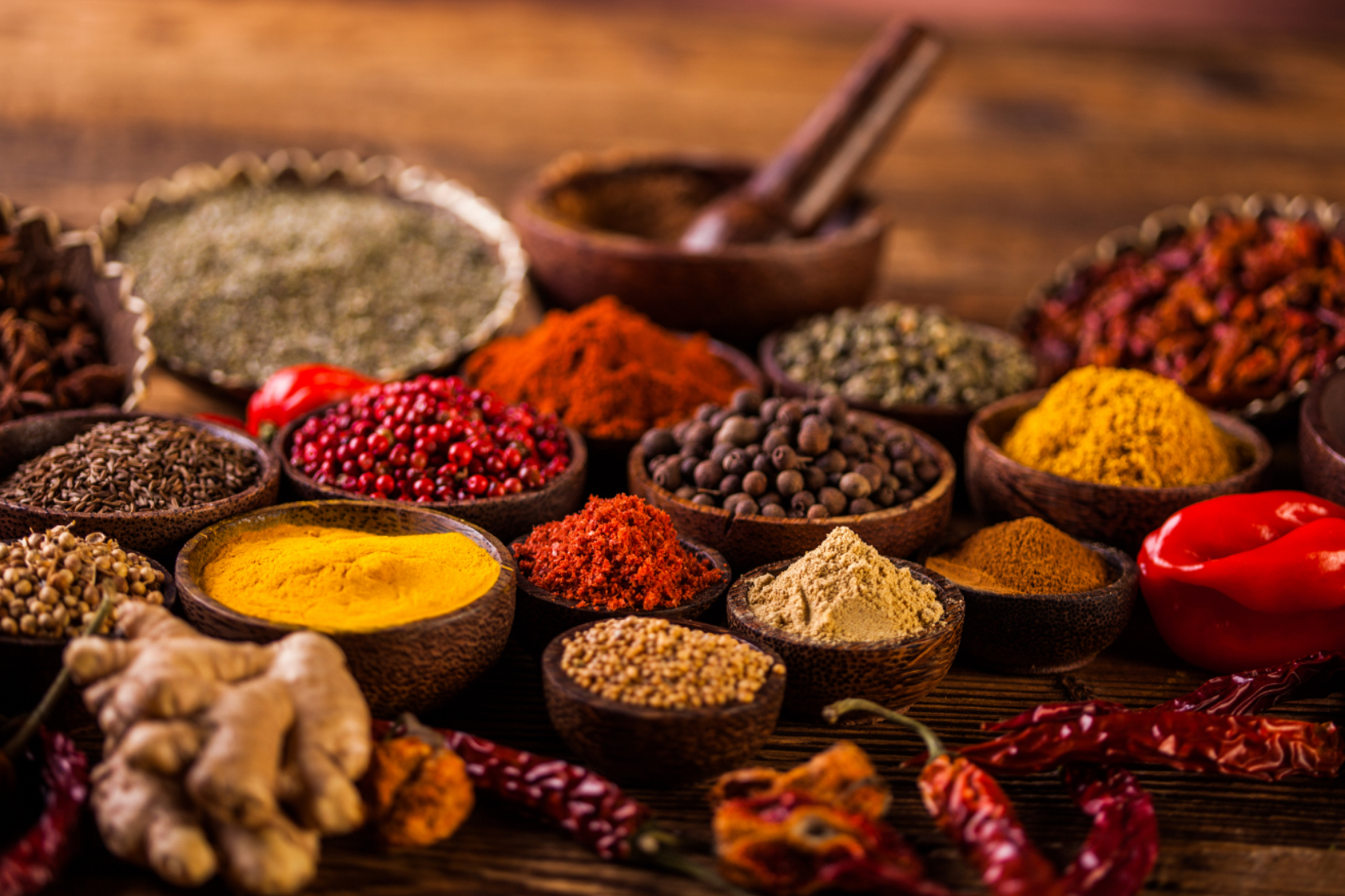Asian Pride Spices, Blends and Seasonings