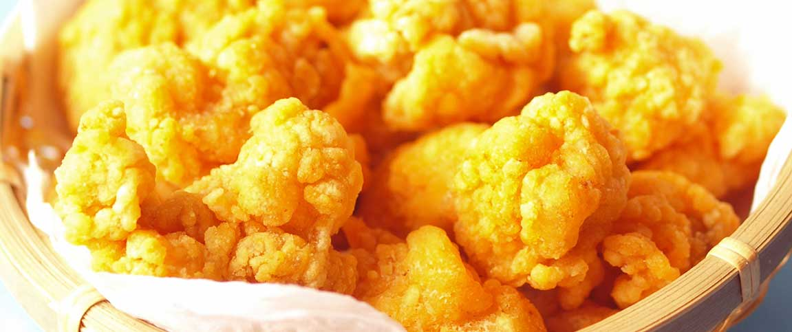 Popcorn Chicken Bites