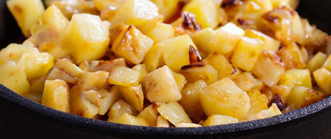All Natural Chicken and Apple Hash