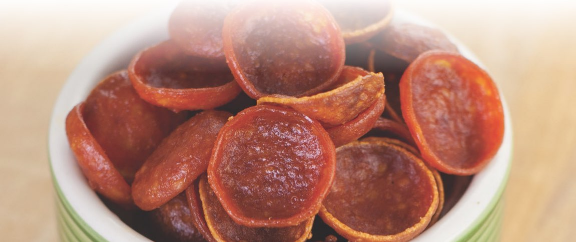 Pepperoni Chips