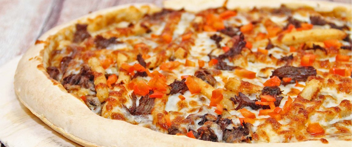 Pot Roast Pizza