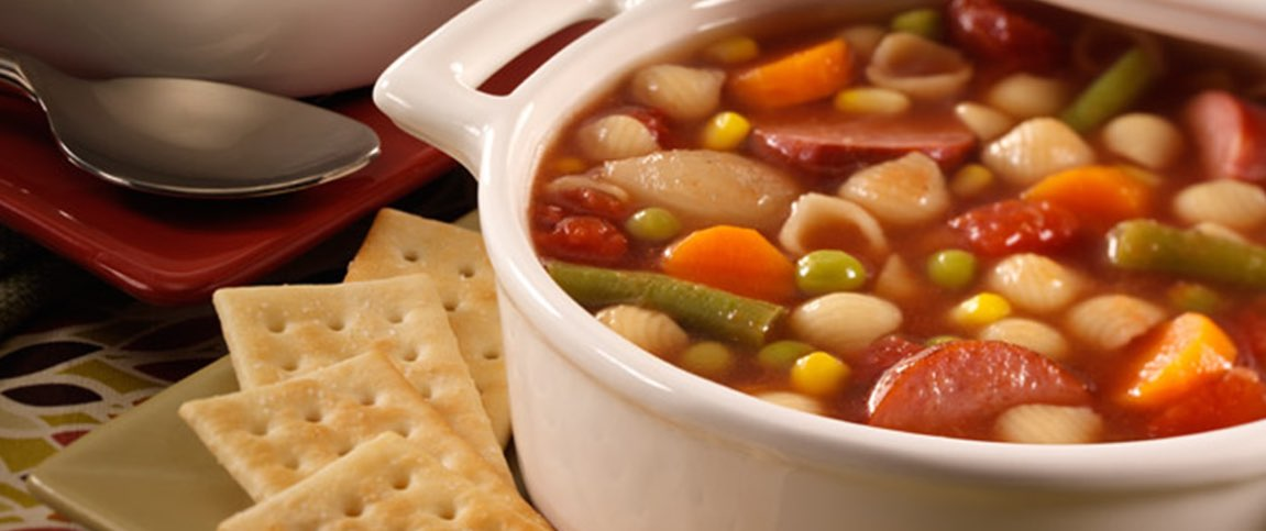 Sausage Vegetable Soup